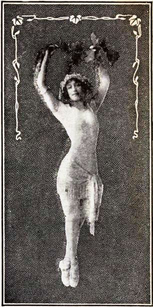 Picture Of Annette Kellerman 1914