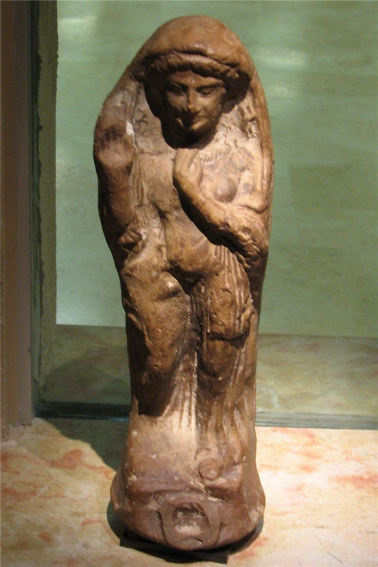 Picture Of Asherah Mother Goddess