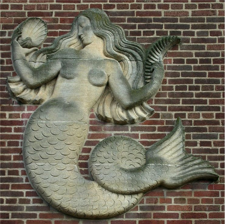 Picture Of Iara Mermaid Stone