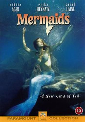 Picture Of Official Dvd Cover Of The Film Mermaids 2003