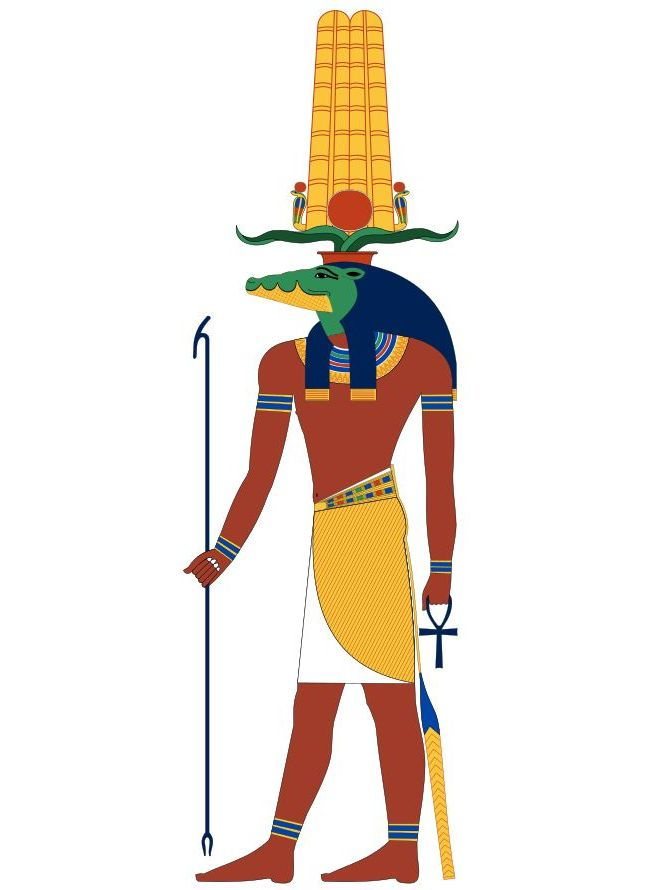 Picture Of Sobek