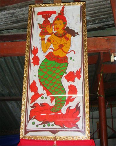 Picture Of Suvannamaccha Mermaid