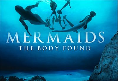 Picture Of Telecast Poster Of Animal Planet's Special Mermaids The Body Found
