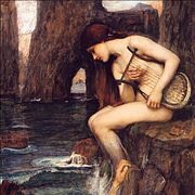 Picture Of The Siren By John William Waterhouse